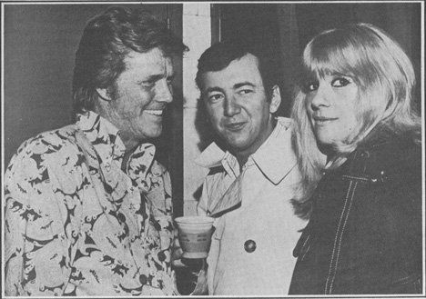 Bob Crewe con Bobby Darin y Ellie Greenwich