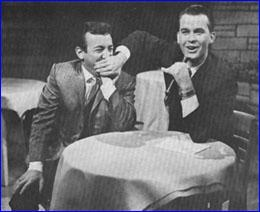 Bobby and Dick Clark