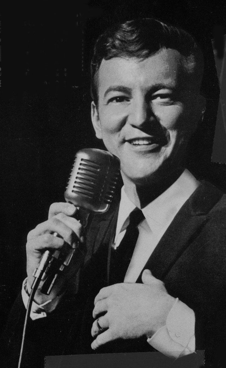 Pin Bobby Darin The Entertainment Contractor On Pinterest